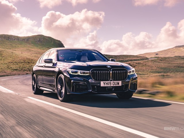 2020 BMW 750i M Sport Package – New Photos