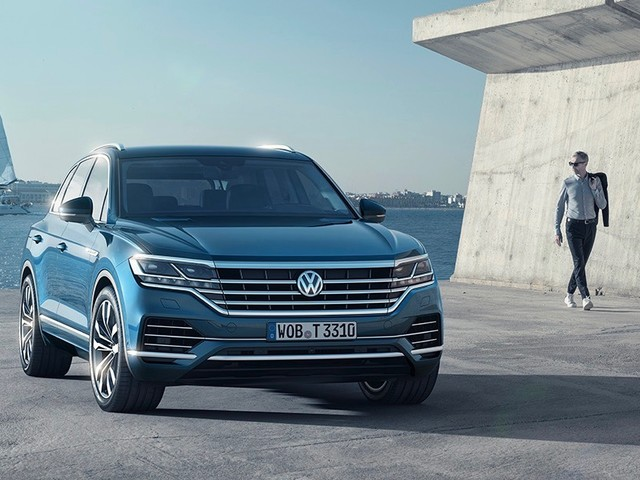 2019 VW Touareg revealed, but it's not coming to the U.S.