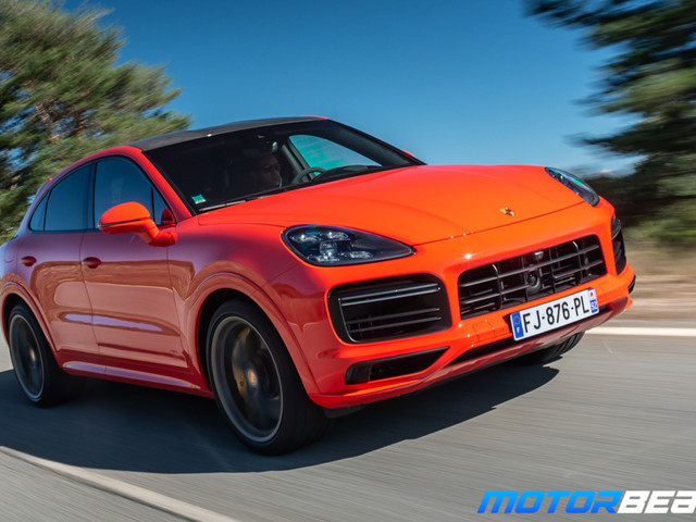Porsche Cayenne Coupe Video Review
