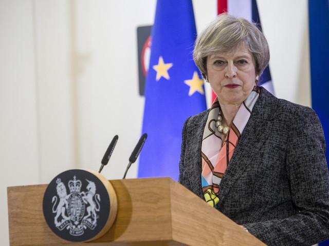 Britten en EU botsen over Noord-Ierse grens
