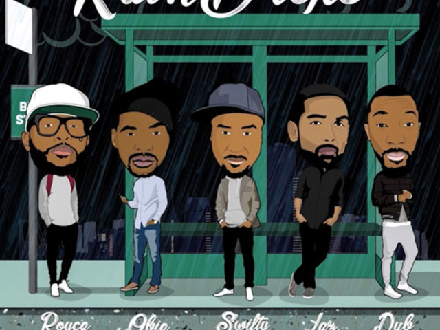 "Royce 5'9″, Obie Trice, Swifty McVay & Lazarus Withstand ""The Rain"""