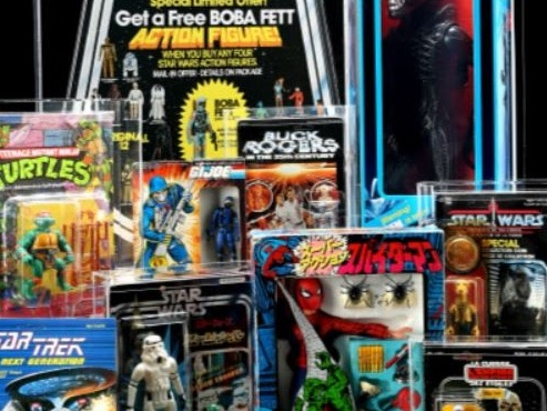 ICONIC TOYS & COLLECTIBLES TO BE AUCTIONED BY PROP STORE INCLUDING RARE STAR WARS FIGURES
