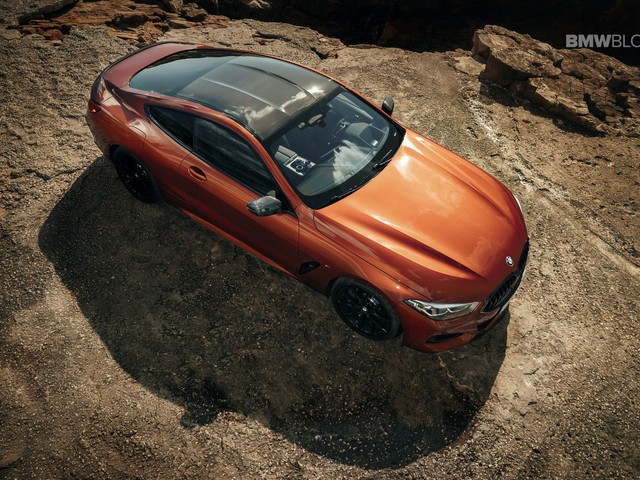 BMW M85i xDrive Coupe – Download Lifestyle Photos