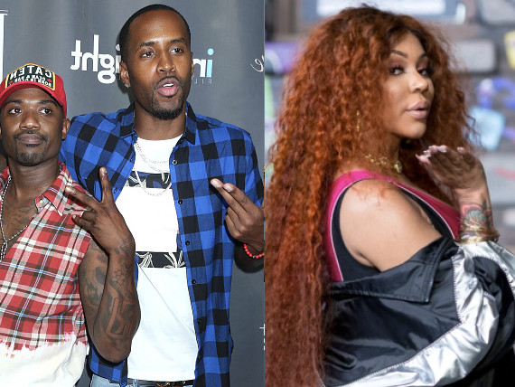 WELP: Ray J Completely Cracked The Lyrica & Safaree Case & You Won't Believe What REALLY Happened