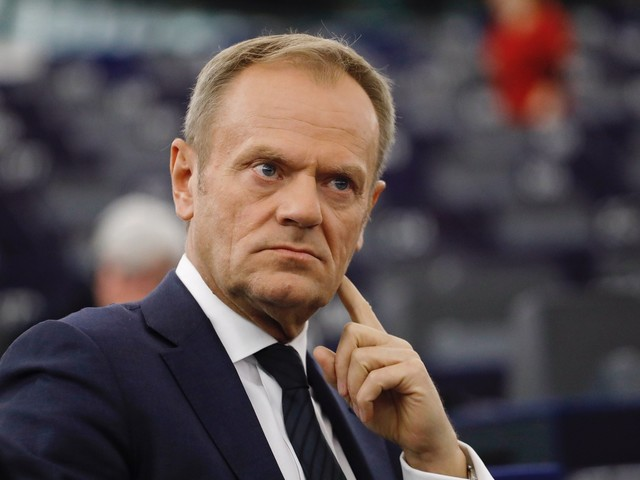 Tusk minder optimistisch over deal topbanen