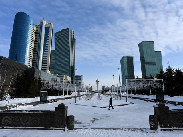 Astana verandert van naam: Kazachstan vernoemt zijn hoofdstad naar naar ex-president