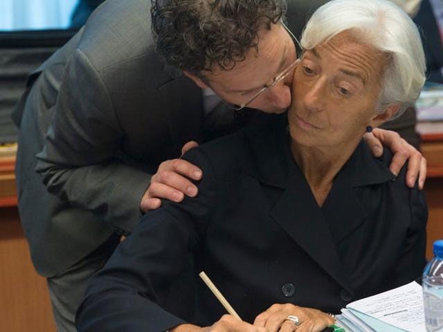 'Zuid-Europa is uitspraken mogelijke IMF-kandidaat Dijsselbloem nog niet vergeten'