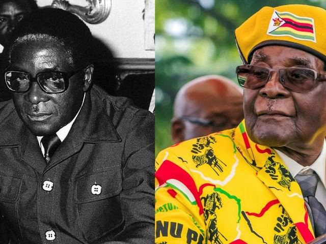 Riskante gok breekt Robert Mugabe ineens lelijk op