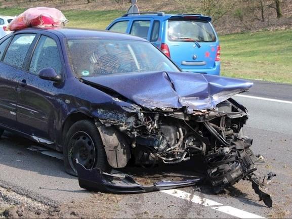 File op A1 na ongeval bij Rijssen
