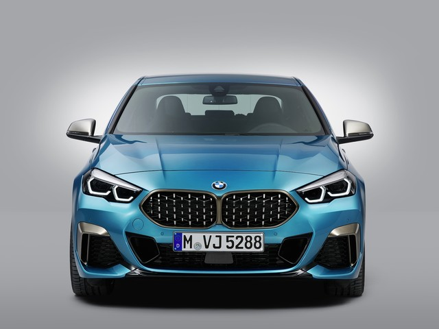 VIDEO: See how the BMW 2 Series Gran Coupe gets on at the 'Ring