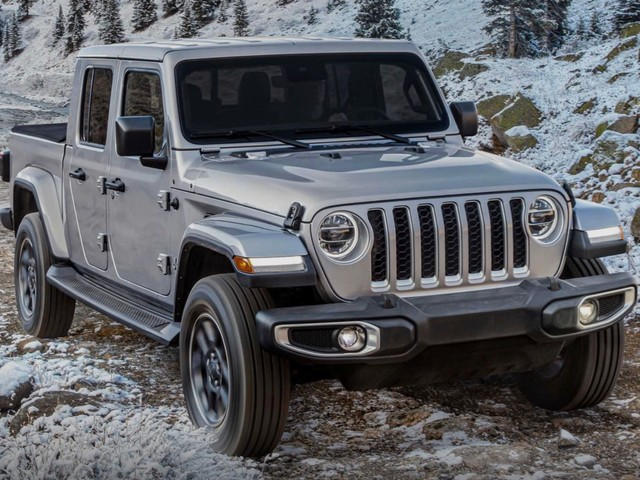 Jeep introduces North Edition models to help you tackle winter