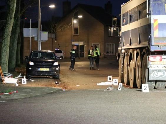 Jonge fietsster zeer ernstig gewond na aanrijding in Tilburg