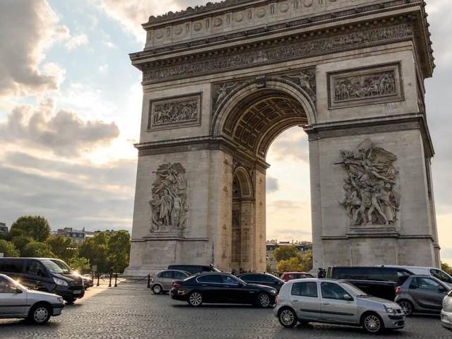 Waarschuwing: Parijs breidt milieuzone uit
