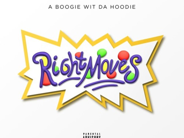 "A Boogie Wit Da Hoodie Begins Week Of New Music With ""Right Moves"""