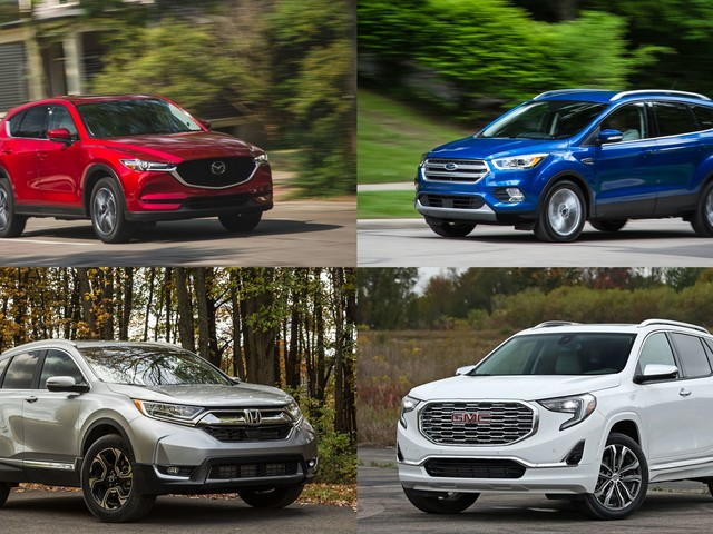 Practical Matters: Every Compact Crossover SUV Ranked from Worst to Best