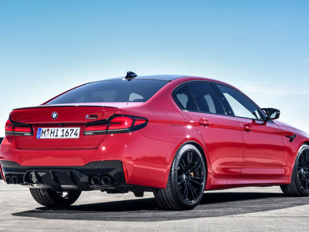 VIDEO: Listen to the Rip-Snorting BMW M5 CS at the Nurburgring