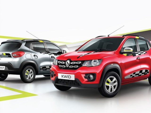 Renault Kwid Live For More Reloaded 2018 Edition Launched