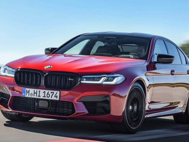 VIDEO: 2021 BMW M5 Facelift review includes 0-60 acceleration test