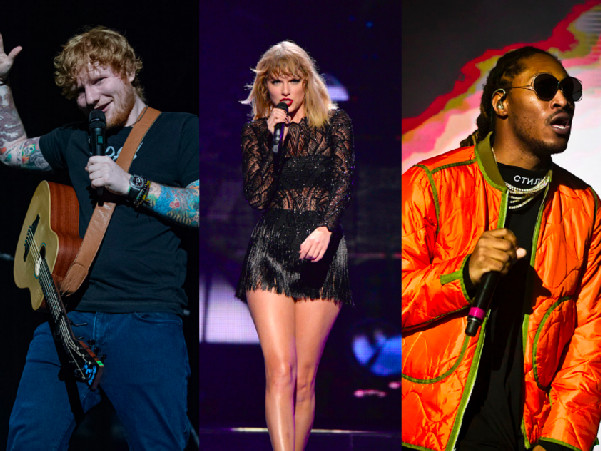 Taylor Swift – End Game Feat. Ed Sheeran & Future [New Song]