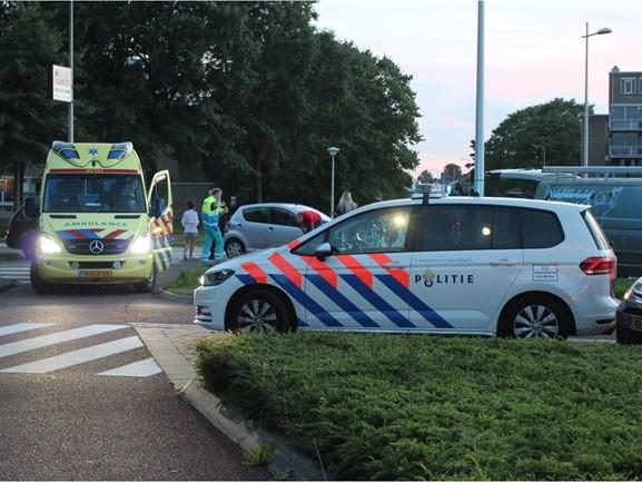 Jonge fietsster gewond geraakt bij botsing met auto in Kampen