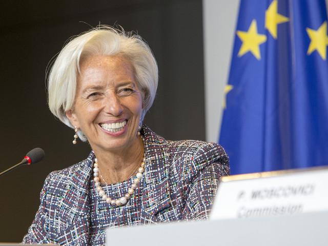 Lagarde genoemd als opvolger Draghi bij ECB