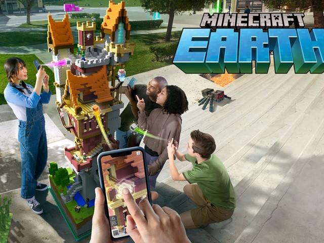 Minecraft Earth: 5 dingen die je moet weten over de volgende AR-hype