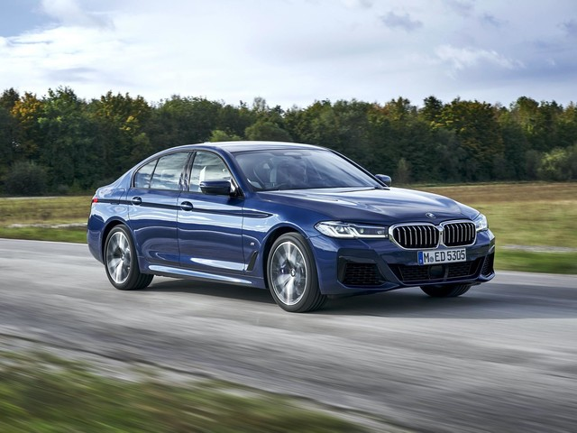 TEST DRIVE: 2021 BMW 5 Series Facelift – It does everything it needs to do