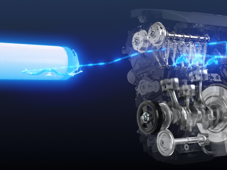 Toyota developing hydrogen combustion engine technologies through motorsports