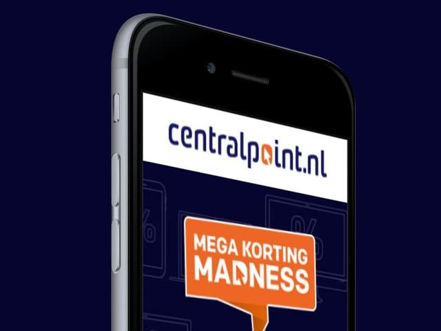 Black Friday begint nu bij Centralpoint met Apple Mega Madness (ADV)