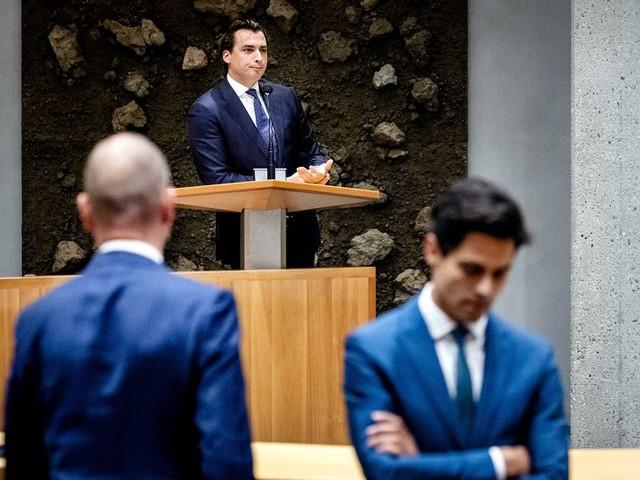 Vandaag: Premier Rutte aan het woord in de Algemene Beschouwingen