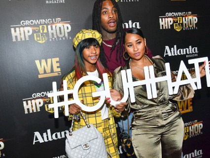 Will You Be Watching??? Waka & Tammy & Drea Kelly Join The Cast Of 'Growing Up Hip-Hop ATL' [Video]