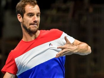 Noah verrast met Gasquet in finale Daviscup