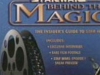 VIDEO: I take a look at Star Wars: Behind the Magic CD-ROM Disc two