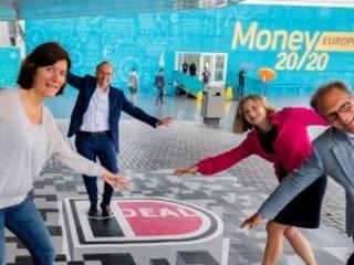 iDEAL QR in mobiele apps van vier banken