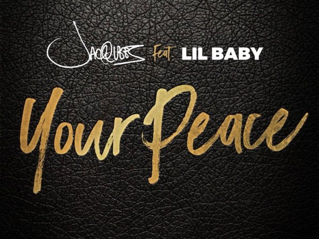 """Jacquees & Lil Baby Connect For """"Your Peace"""""""