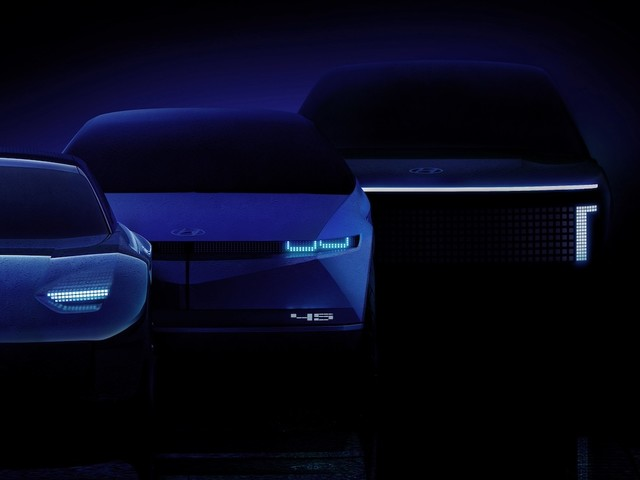Hyundai announces Ioniq sub-brand with three EVs
