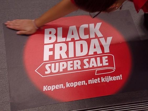 Het is Black Friday, maar Brabant boeit het niet (zo): 'Ik ga er niet speciaal voor op pad'