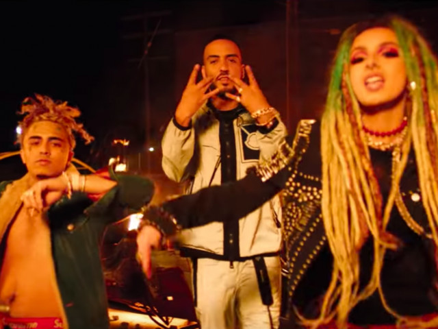 "Diplo, French Montana & Lil Pump Feat. Zhavia Ward ""Welcome to the Party"" Video"