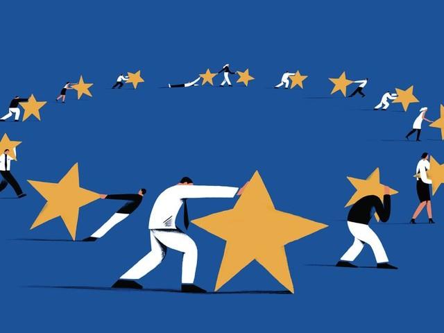 De brexit blijft een uitzondering, maar de desintegratie van de EU gaat door
