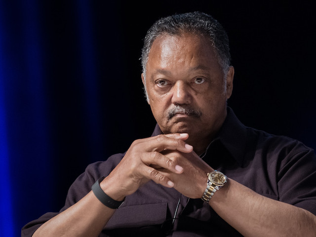 Damn: Jesse Jackson Reveals That He's Been Diagnosed With Incurable Parkinson's Disease