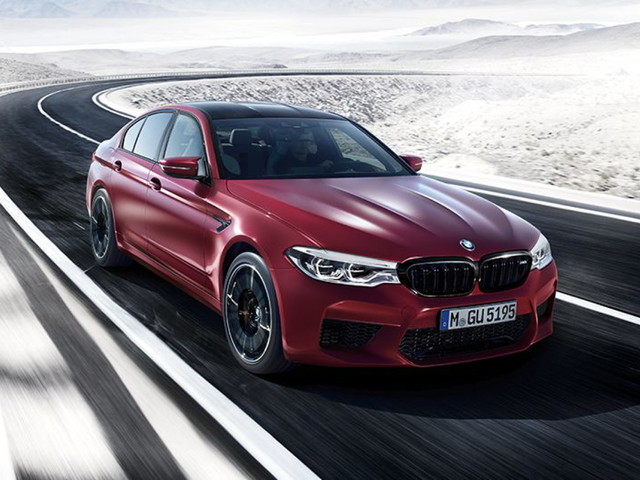 Video: BMW M5 First Edition Gets Commercial for UK Market