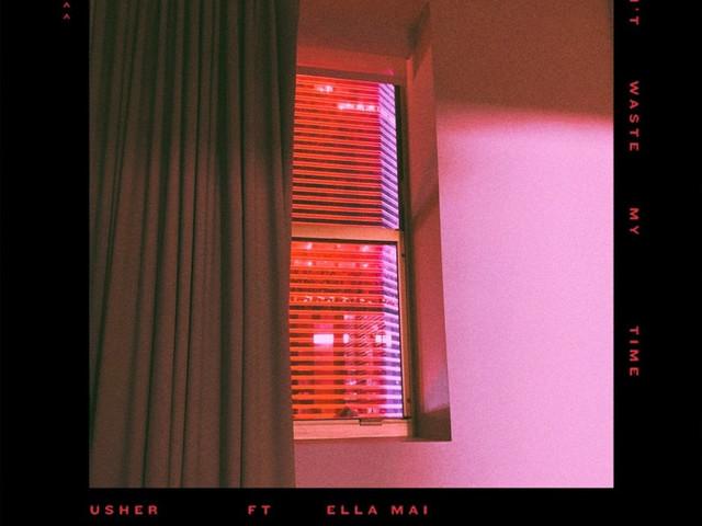 "Ella Mai Joins Usher On ""Don't Waste Me Time"": Listen"