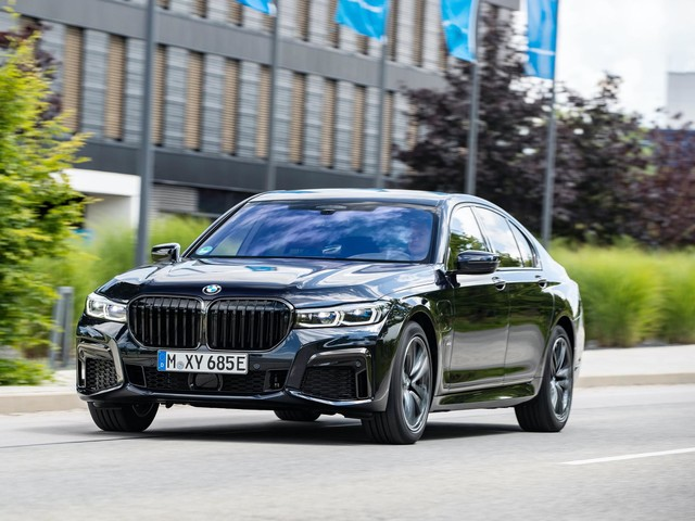 A closer look at the updated 2020 BMW 745Le plug-in hybrid
