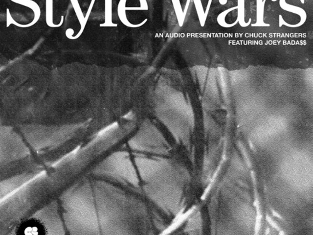 "Chuck Strangers Announces Solo LP, Drops ""Style Wars"" With Joey Bada$$"