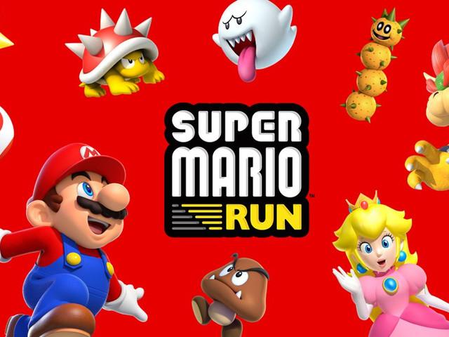 Nintendo kondigt grote update voor Super Mario Run aan