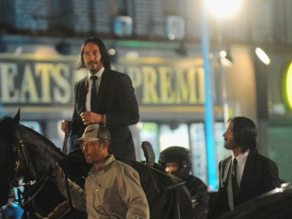Blickies, Biscuits & Berry: 'John Wick Chapter 3: Parabellum' Trailer Features Lots Of Gunshots And Fine Azz Halle Berry [Video]