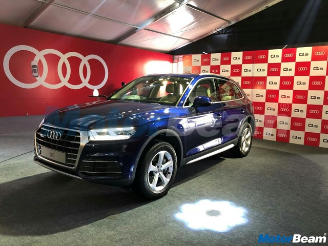 2018 Audi Q5 Launched In India, Priced From Rs. 53.25 Lakhs