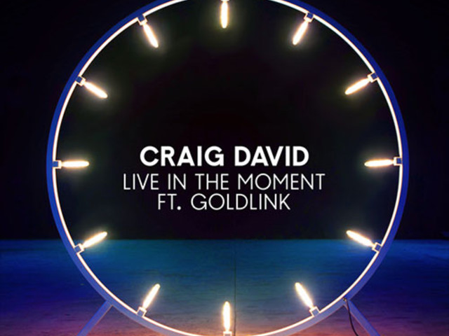 "Craig David Taps GoldLink, Kaytranada for ""Live in the Moment"""