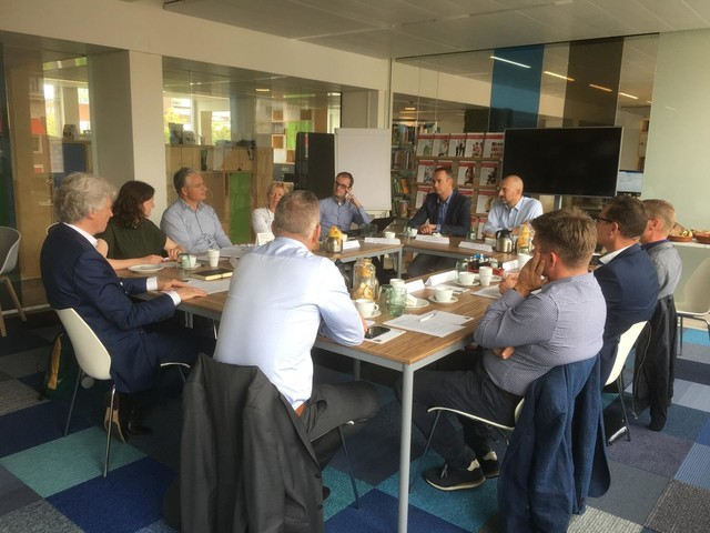 Round Table Building As A Service