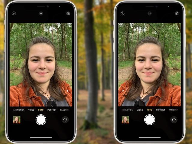 iOS 14-tip: zo kun je selfies spiegelen
